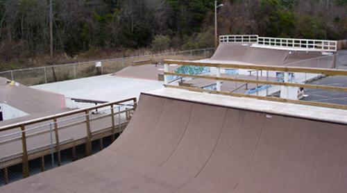 Myrtle Beach Park Skatepark