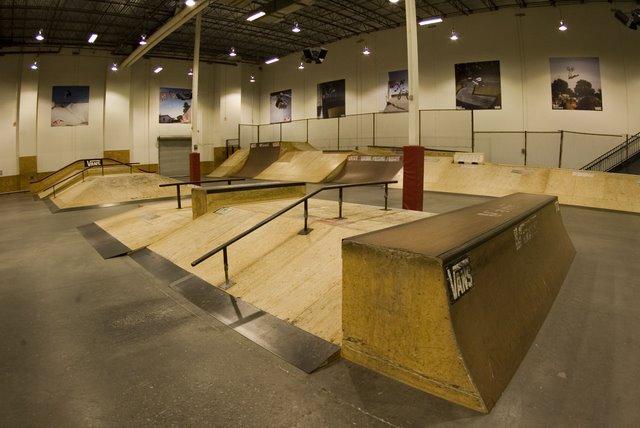 vans skate shop orlando