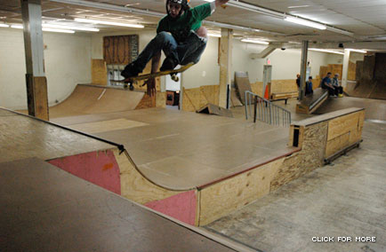 New Louisville Skatepark Riot Skatepark Louisville