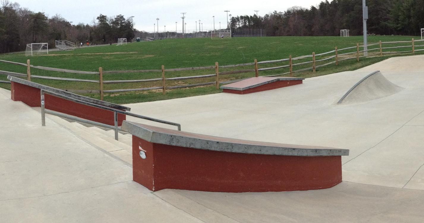 Lake Fairfax Skatepark – One of the Best in VA! | SkatePark com