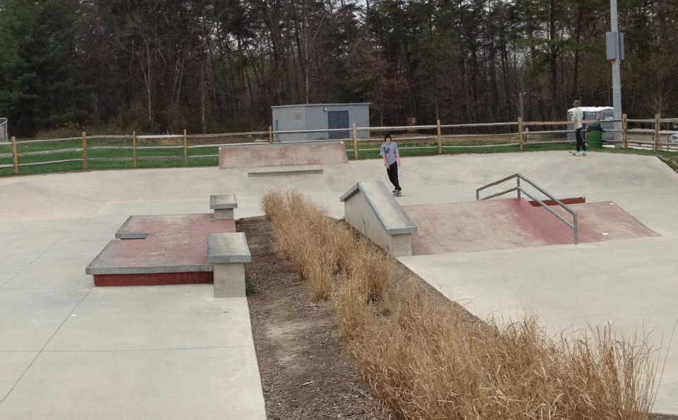 Lake Fairfax Skatepark – One of the Best in VA!
