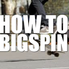 How to Bigspin