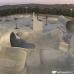Bam skates his private skatepark