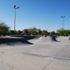 San Jose Skatepark is so much fun!